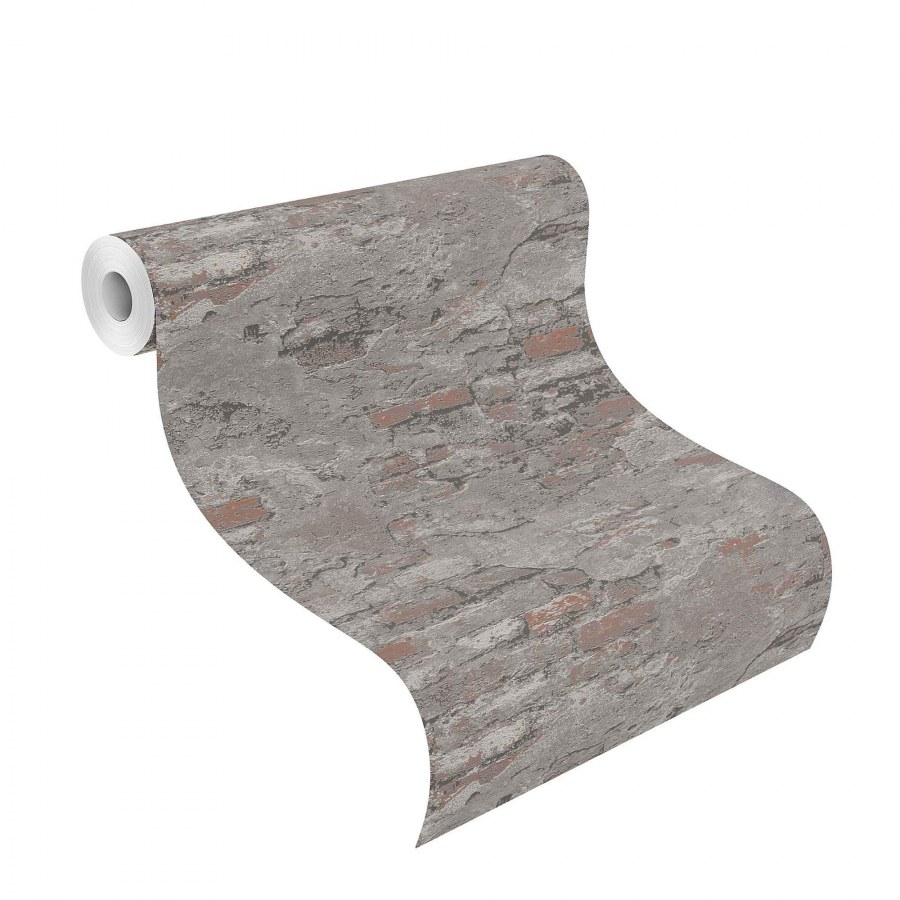 Tapeta oprýskaná stará zeď Tapetenwechsel 625530 | lepidlo zdarma - Rasch