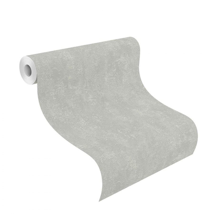 Tapeta s imitací betonu Tapetenwechsel 809411 | lepidlo zdarma - Rasch