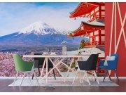 Fototapeta Japonská hora FTNXXL-1238 | 360x270 cm Fototapety