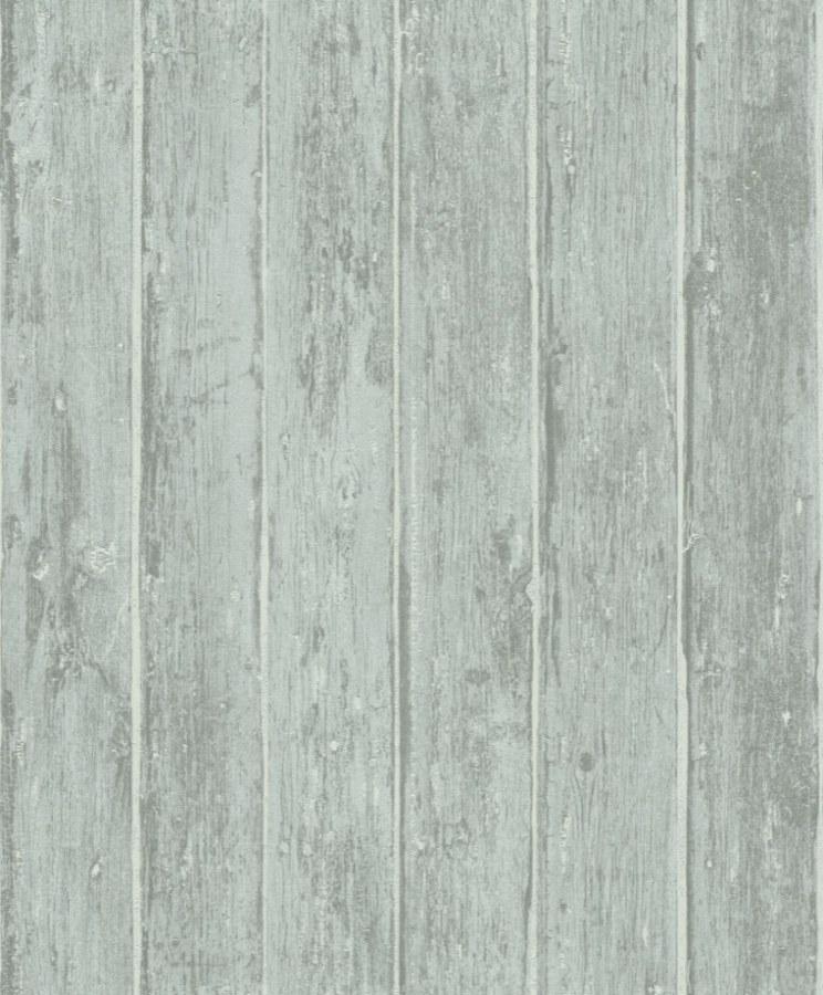 Moderní omyvatelná tapeta Dřevěné obložky Tapetenwechsel 809213 | lepidlo zdarma - Rasch