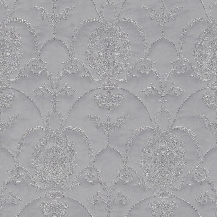 Barokní tapeta Šedé ornamenty Trianon 532128 | lepidlo zdarma - Rasch