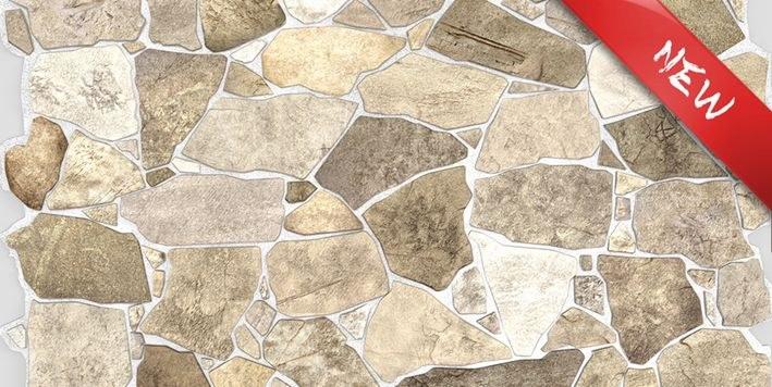 3D obkladový PVC panel obkladový kámen D6003 - 3D obkladové panely