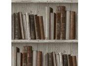 Omyvatelná Tapeta FC3402 | Knihovna | Facade | lepidlo zdarma Vavex