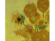 Obrazová tapeta 200329 | 300 x 280 cm | Van Gogh | lepidlo zdarma BN International