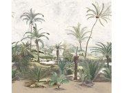 Obrazová tapeta 200351DX | Fern 300 x 280 cm | Panthera | lepidlo zdarma Tapety BN International