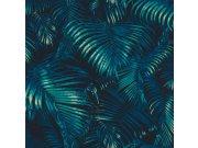 Tapeta Rasch Palmová listy Sansa 822915 | Lepidlo zdarma Rasch