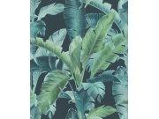 Tapeta velké palmová listy 536690 Barbara Home Collection II | Lepidlo zdarma Rasch