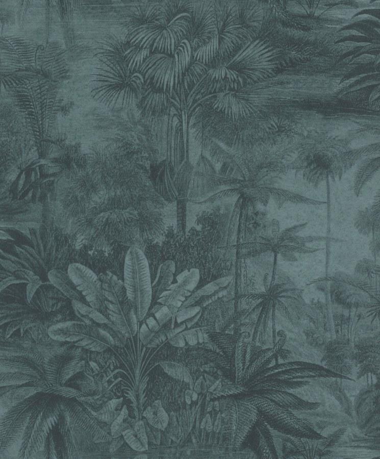 Tapeta tropický vzor Kerala 551174 | Lepidlo zdarma - Rasch