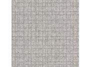 Tapeta mřížkovaný vzor Kerala 551327 | Lepidlo zdarma Rasch