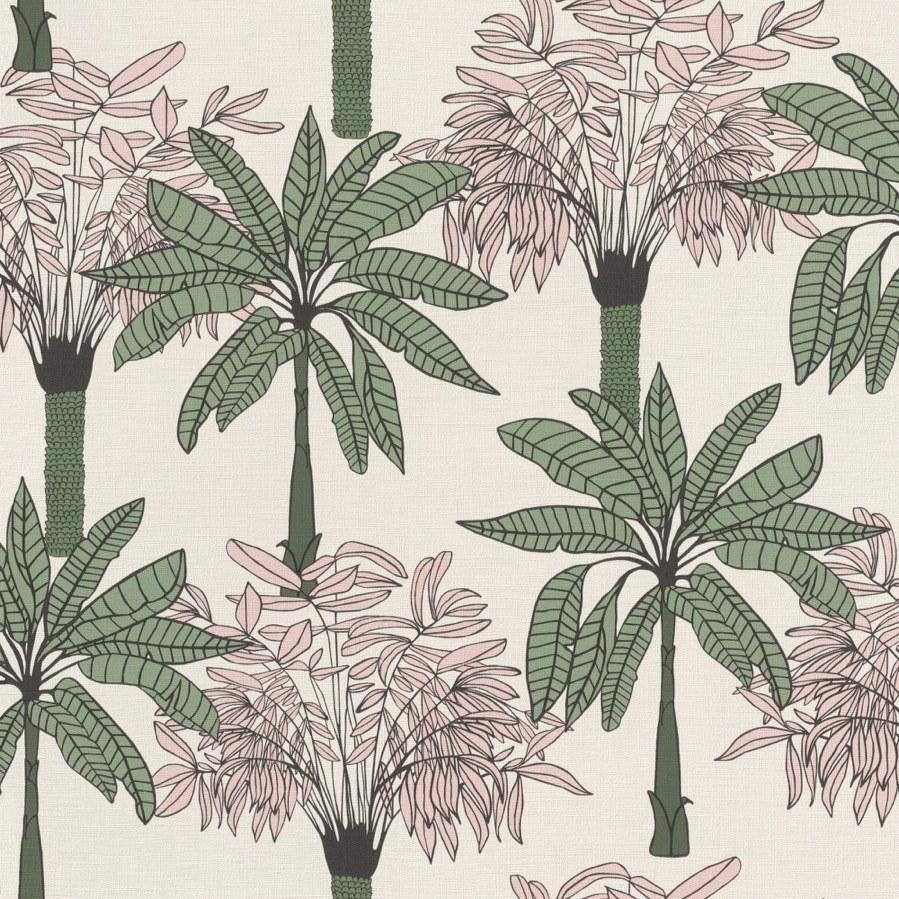 Tapeta Club Botanique 537819 | Lepidlo zdarma - Rasch