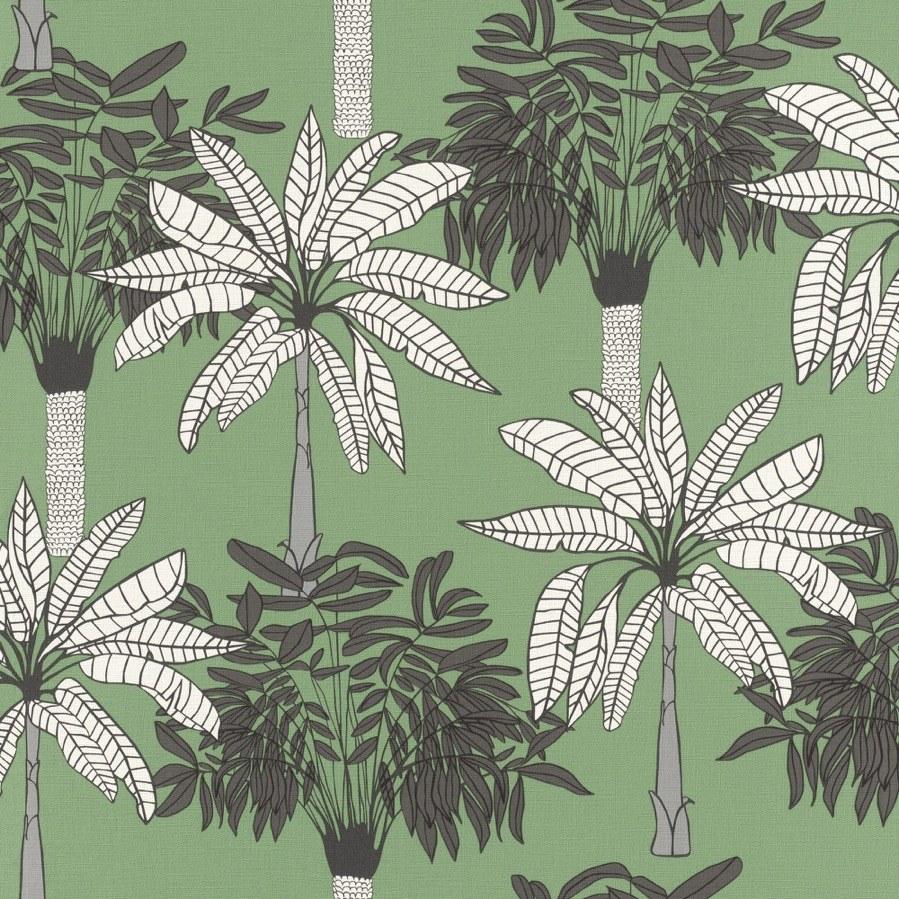 Tapeta Club Botanique 537833 | Lepidlo zdarma - Rasch