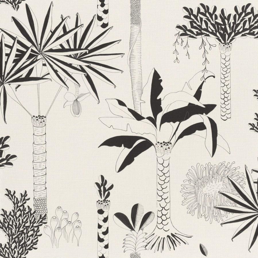 Tapeta Club Botanique 540031 | Lepidlo zdarma - Rasch