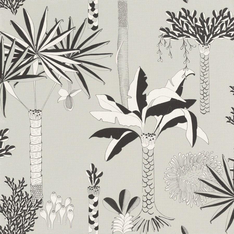 Tapeta Club Botanique 540048 | Lepidlo zdarma - Rasch