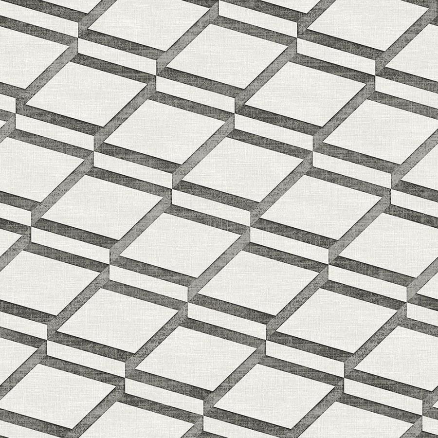 3D tapeta Blooming s 3D vzorem BL22730 | Squares | 0 - Vavex