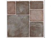 Samolepicí podlahové pvc čtverce terakota 2745049 Samolepící dlažba