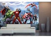 Fototapeta Avengers FTDNXXL5076 | 360 x 270 cm Fototapety