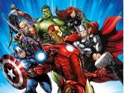 Fototapeta Avengers FTDNXXL5077 | 360 x 270 cm Fototapety