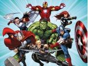 Fototapeta Avengers FTDNXXL5082 | 360 x 270 cm Fototapety