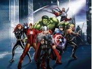 Fototapeta Avengers FTDNXXL5079 | 360 x 270 cm Fototapety