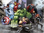 Fototapeta Avengers FTDNXXL5080 | 360 x 270 cm Fototapety