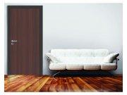 Samolepící fólie na dveře Ořech Portland 99-6285 | 2,1 m x 90 cm Tapety samolepící