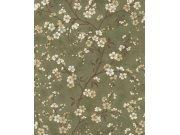 Tapeta s vinylovým povrchem jemný květinový vzor Denzo II 456714 | Lepidlo zdarma Rasch