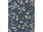 Tapeta s vinylovým povrchem květinový vzor Denzo II 456738 | Lepidlo zdarma Rasch