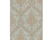 Omyvatelná tapeta s ornamentem Saphira 420531 | Lepidlo zdarma Rasch