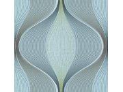 Geometrická tapeta H66061 Geometry | Lepidlo zdarma Vavex