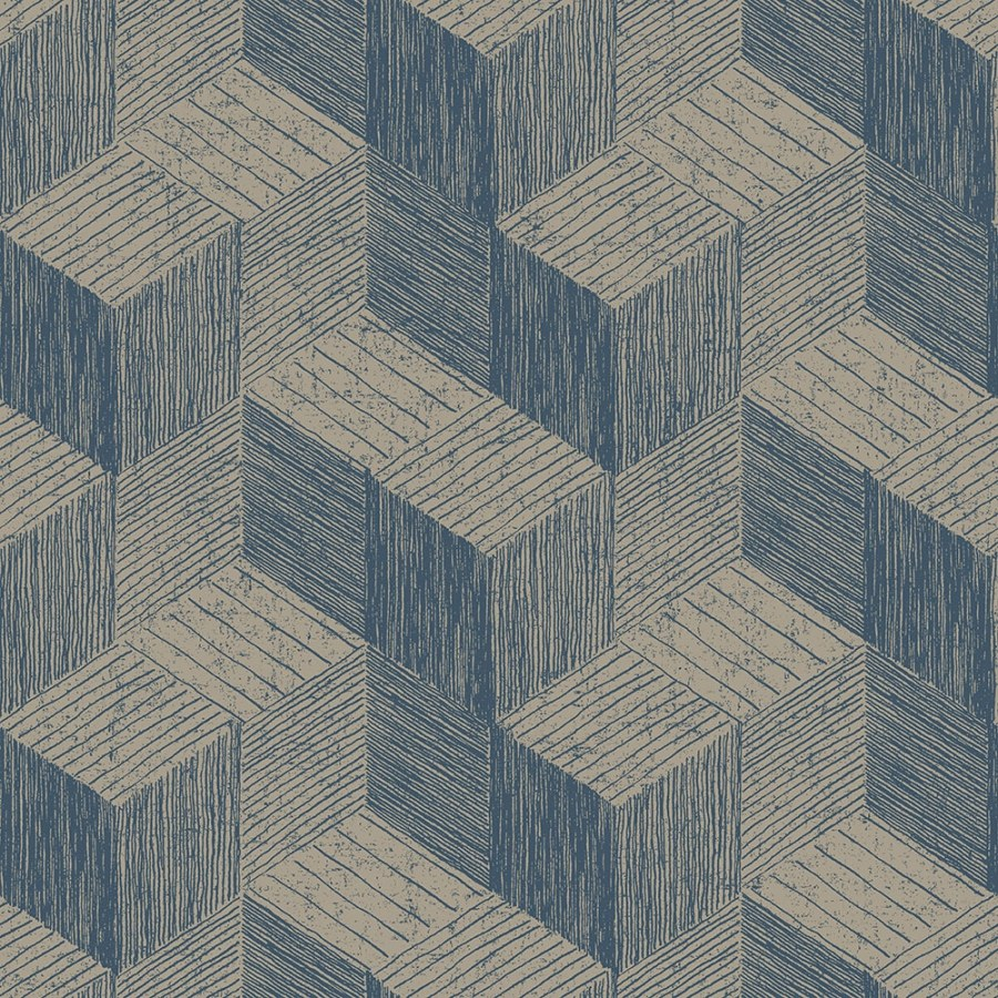 3D tapeta JF3303 Geometry   Lepidlo zdarma - Vavex