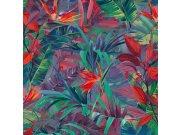 Omyvatelná tapeta džungle JF2301 Botanica | Lepidlo zdarma Vavex