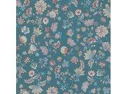 Omyvatelná tapeta Květinový ornamentální vzor 220473 Botanica | Lepidlo zdarma Vavex