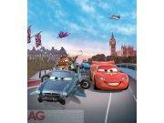 Fototapeta AG Cars v Londýně FTDNXL-5103 | 180x202 cm Fototapety