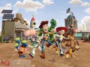 Fototapeta AG Toy Story FTDXXL-2205 | 360x255 cm Fototapety