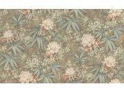 Tapeta v květinovám vzoru Axiom 905076 | Lepidlo zdarma Rasch