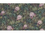 Tapeta v květinovám vzoru Axiom 905083 | Lepidlo zdarma Rasch