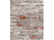 Tapeta stará oprýskaná zeď Andy Wand 649437 | Lepidlo zdarma Rasch