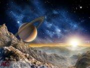 Fototapeta AG Saturn FTNXXL-1126 | 360x270 cm Fototapety