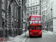 Fototapeta AG Londýnský autobus FTXXL-1432 | 360x255 cm Fototapety