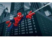 Fototapeta Spiderman Jump   360x254 cm Fototapety