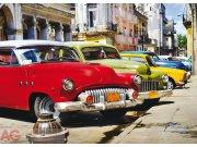 Fototapeta AG Cuba cars FTNM-2603 | 160x110 cm Fototapety