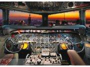 Fototapeta AG Plain cabine FTNM-2609 | 160x110 cm Fototapety