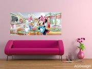 Fototapeta Minnie & Daisy FTDNH-5344 | 202x90 cm Fototapety