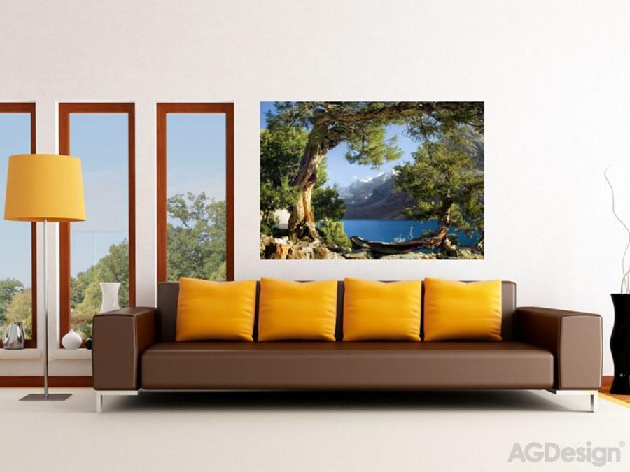 Fototapeta AG Pohled na moře FTSS-0833 | 180x127 cm - Fototapety