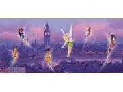 Fototapeta Fairies v londýně FTDNH-5306 | 202x90 cm Fototapety