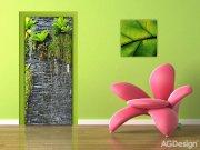 Fototapeta AG Green in the wall FTNV-2889 | 90x202 cm Fototapety