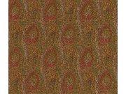 Tapeta Etro abstrakce červená 513905 Rasch