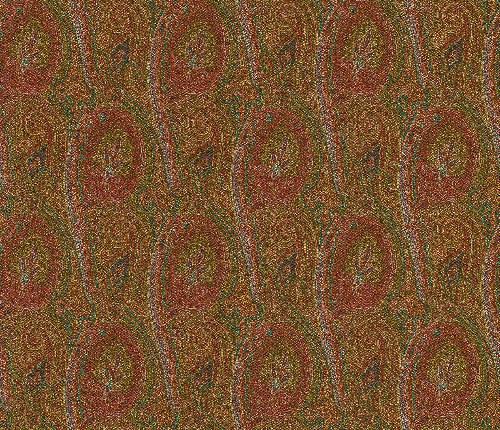 Tapeta Etro abstrakce červená 513905 | lepidlo zdarma - Rasch