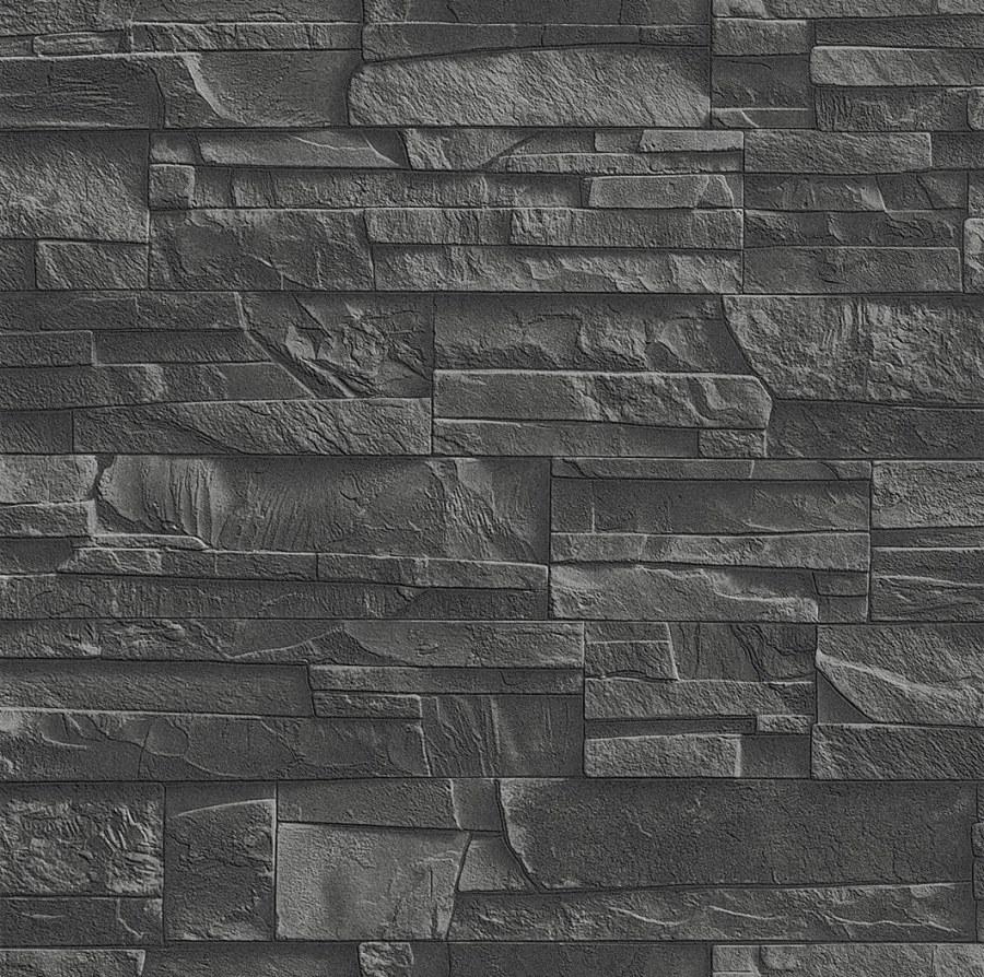 Tapeta Factory 475036 imitace kamenné zdi - Rasch
