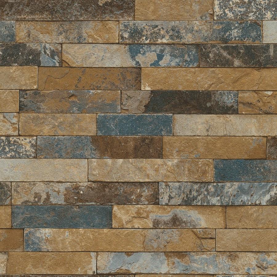 Tapeta Factory kamenný obklad 475104 imitace kamenné zdi - Rasch